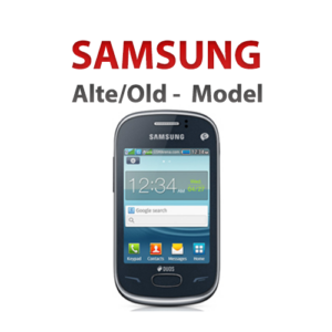 Samsung Galaxy OLD / Andre Modell
